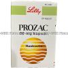 Prozac (Fluoxetine) - Turkish Packaging