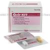 QVIR Kit (Atazanavir/Ritonavir/Tenofovir Disoproxil Fumarate/Emtricitabine)