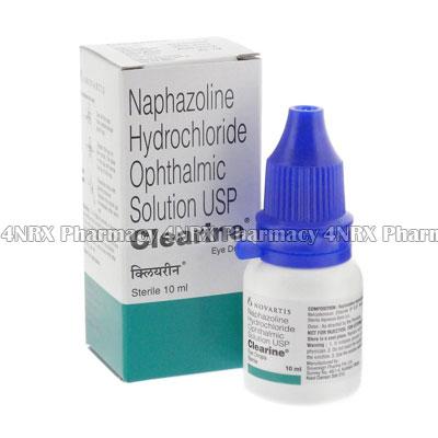 Clearine Eye Drops (Zaphazoline)