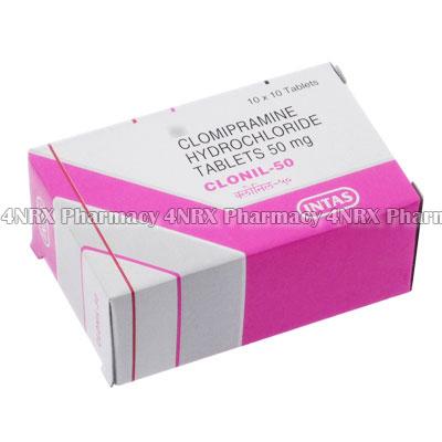 Clonil (Clomipramine)
