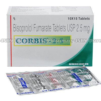 Corbis (Bisoprolol Fumarate USP)