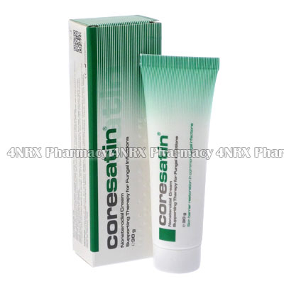 Coresatin Nonsteroidal Cream (Supporting Therapy For Common Fungal Infections)