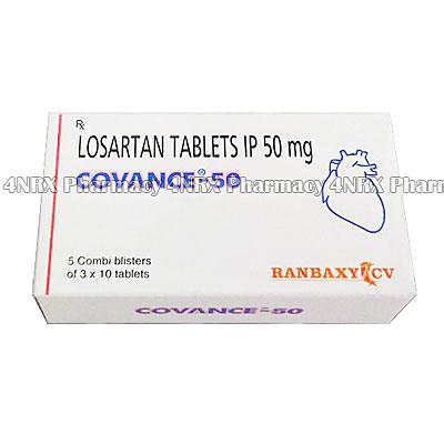 Covance (Losartan Potassium)