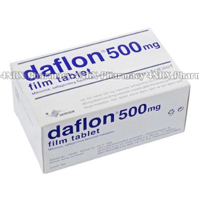 Daflon (Diosmin/Hesperidin)