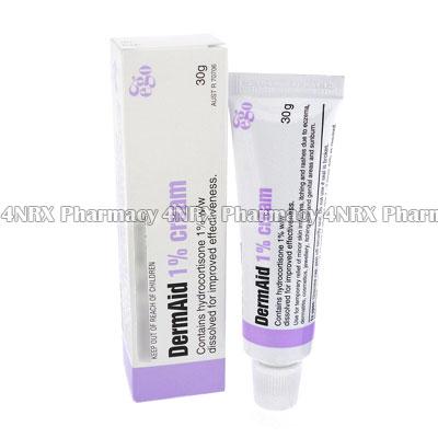 DermAid Cream (Hydrocortisone)