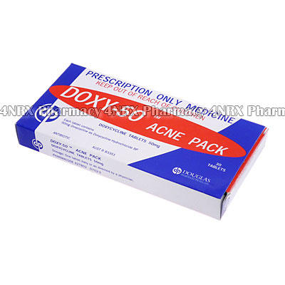 Doxy-50 Acne Pack (Doxycycline)