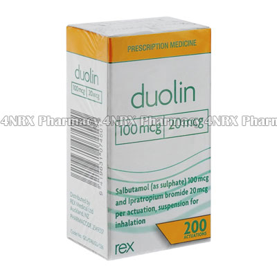 Duolin (Salbutamol/Ipratropium Bromide)