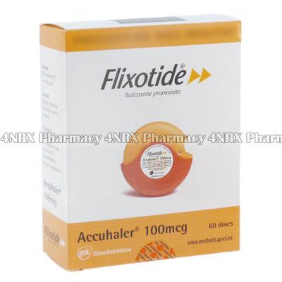 Flixotide Accuhaler (Fluticasone Propionate)