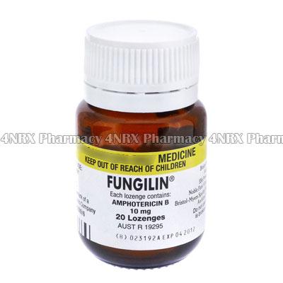 Fungilin (Amphotericin)