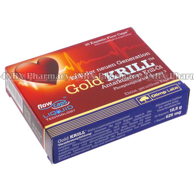 Gold KRILL (Euphausia Superba)