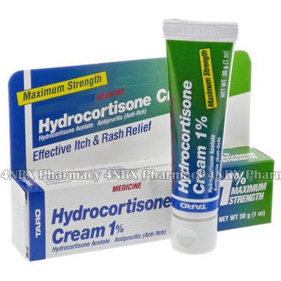 Hydrocortisone Cream (Hydrocortisone)