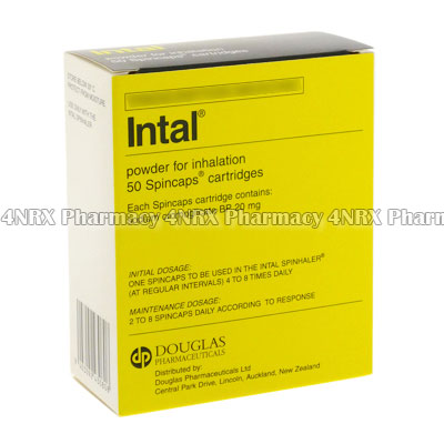 Intal (Sodium Cromoglycate)