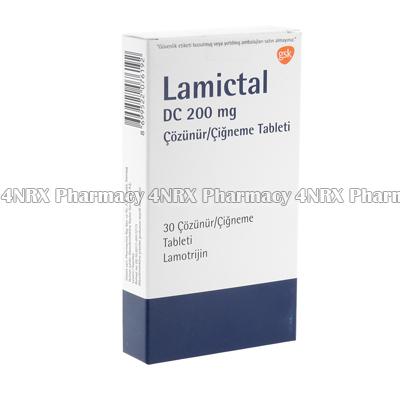 Lamictal DC (Lamotrigine)
