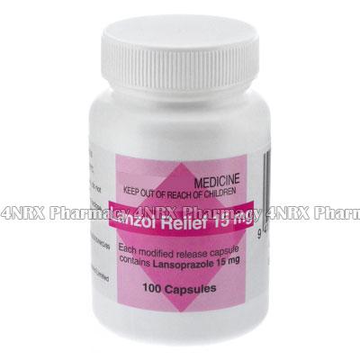 Lanzol Relief (Lansoprazole)