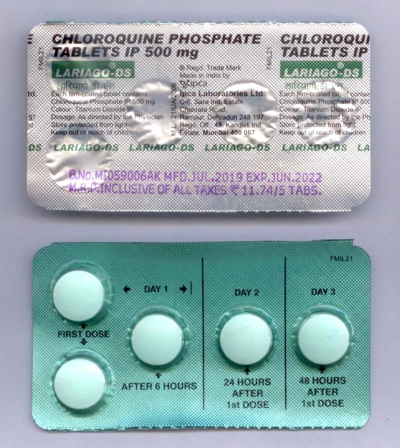 Lariago-DS (Chloroquine)