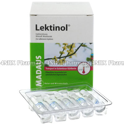 Lektinol Injection (Mistletoe Extract)