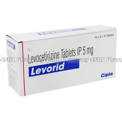 Levorid (Levocetirizine)