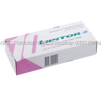 Lipitor (Atorvastatin Calcium)