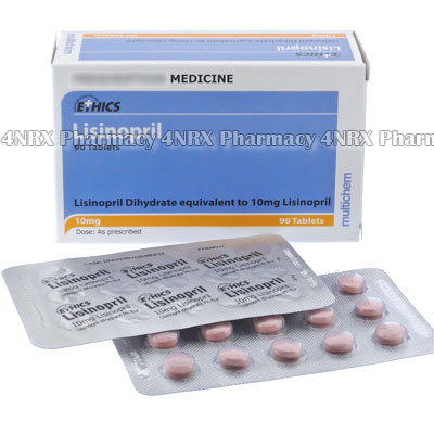 Lisinopril-Ethics (Lisinopril)