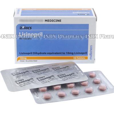 Lisinopril-Ethics (Lisinopril)