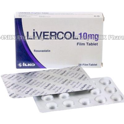 Livercol (Rosuvastatin Calcium)