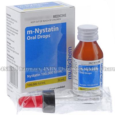 m-Nystatin Oral Drops (Nystatin)
