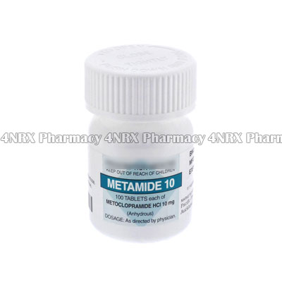 Metamide (Metoclopramide HCL)