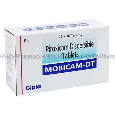 Mobicam-DT (Piroxicam IP)