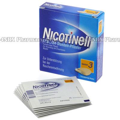 Nicotinell TTS (Nicotine)