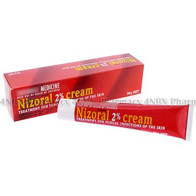 Nizoral Cream (Ketoconazole)