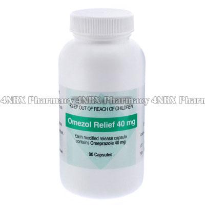 Omezol Relief (Omeprazole)