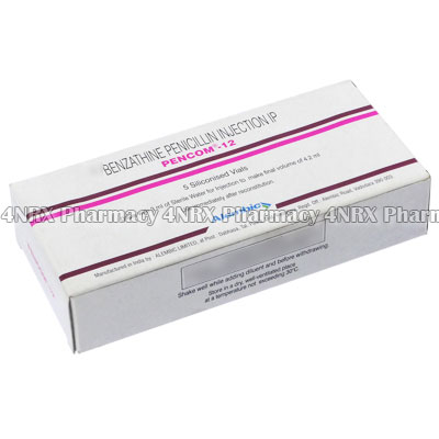Pencom Injection (Benzathine Penicillin)