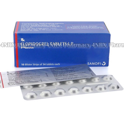 Plavix (Clopidogrel Bisulfate)