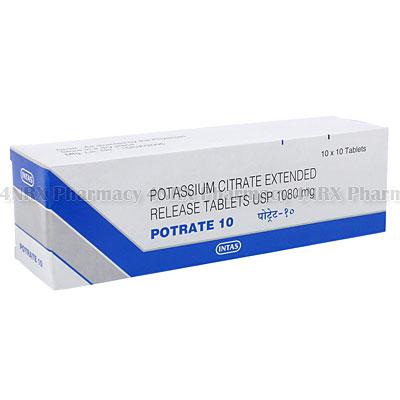 Potrate (Potassium Citrate)