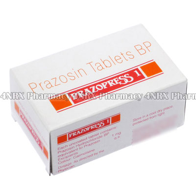 Prazopress (Prazosin)