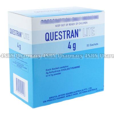 Questran Lite (Cholestyramine Resin)
