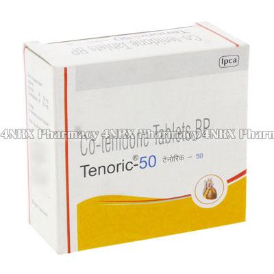 Tenoric (Atenolol/Chlorthalidone)