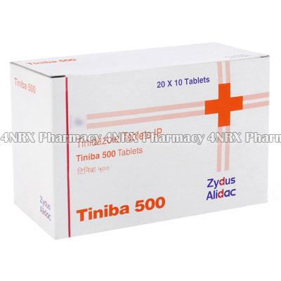 Tiniba (Tinidazole)