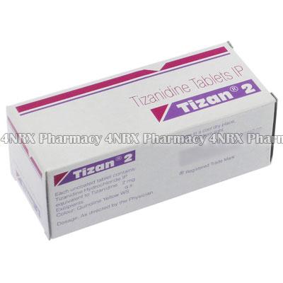 Tizan (Tizanidine)