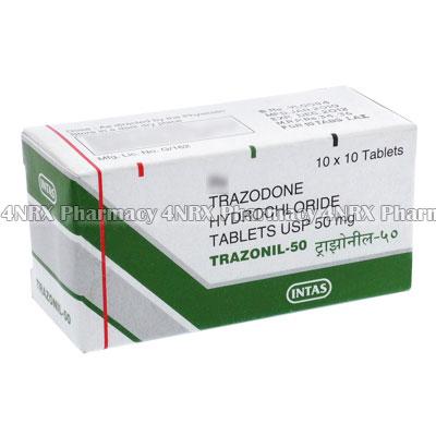 Trazonil (Trazodone HCL)