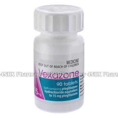 Vexazone (Pioglitazone Hydrochloride)
