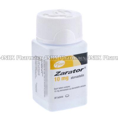 Zarator (Atorvastatin Calcium)