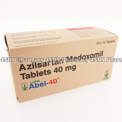 Abel-40 (Azilsartan Medoxomil) - 40mg