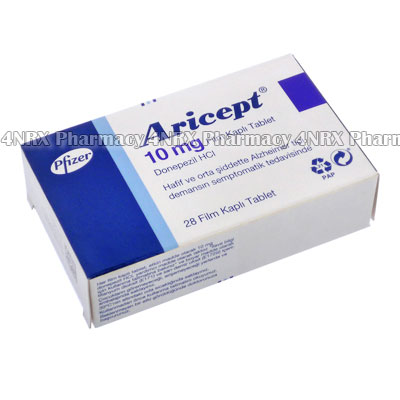 Donepezil Aricept Side Effects