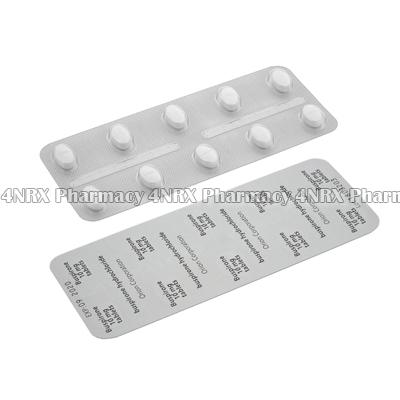 Buspirone (Buspirone hydrochloride) - 10mg (100 Tablets)1