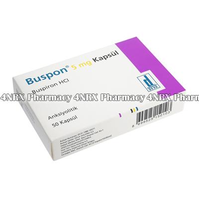 Buspon (Buspirone Hyrchloride)