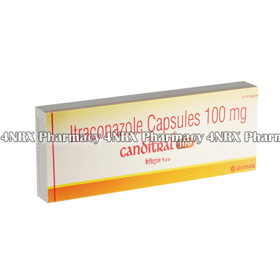 Canditral (Itraconazole) 100mg
