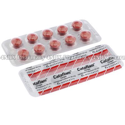 Cataflam (Diclofenac Potassium)
