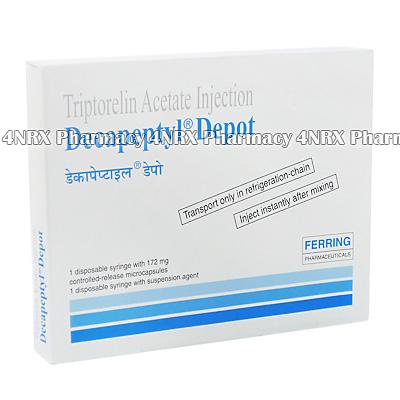 Decapepty (Triptorelin)
