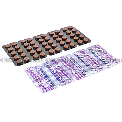 Fertomid (Clomifene) - 25mg (10 Tablets)